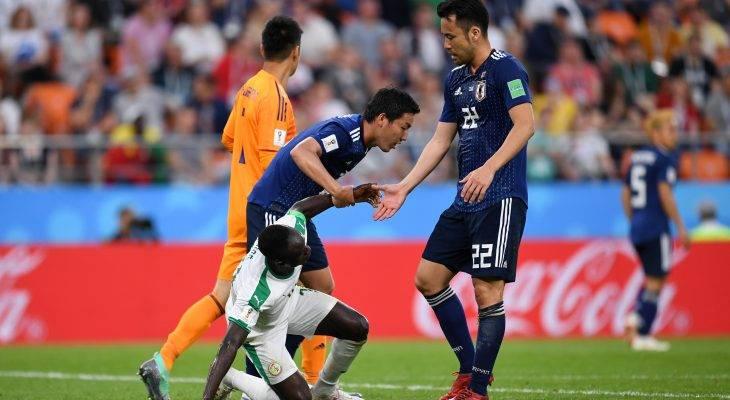 ยอดทีมแฟร์เพลย์! ญี่ปุ่นทำฟาวล์น้อยสุดในรอบแบ่งกลุ่มบอลโลก