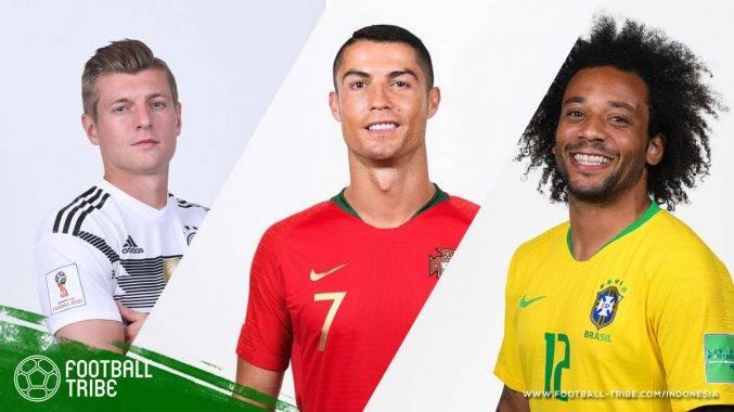 ราชันชุดขาวยึดรัสเซีย: 6 แข้งเรอัล มาดริดระเบิดฟอร์มฟุตบอลโลก 2018