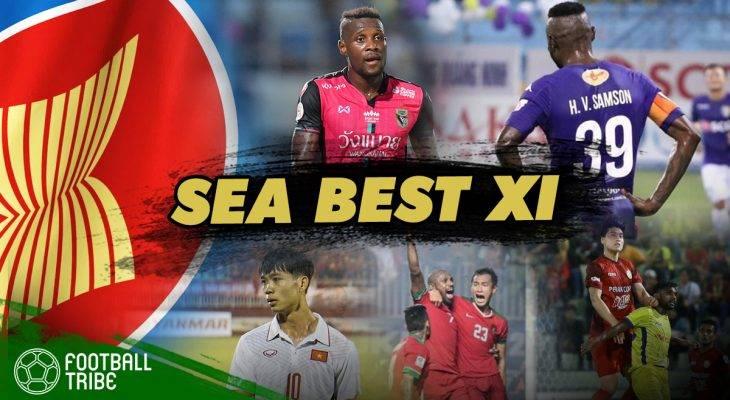 TRIBE SEA BEST XI: ทีมอาเซียนยอดเยี่ยมประจำสัปดาห์ (19-25 มิย.)
