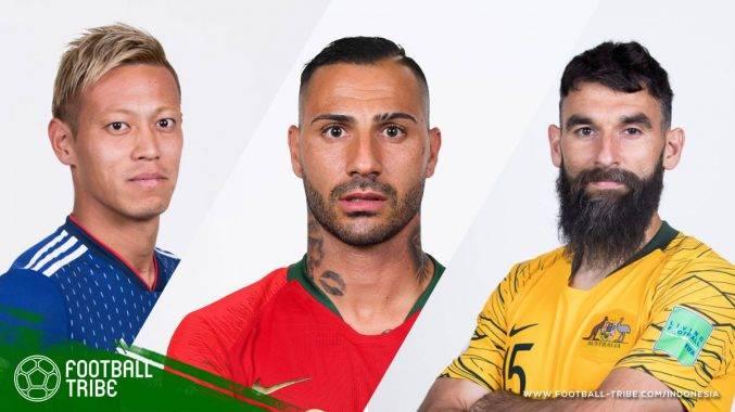 ดูพี่ไว้หนู: 7 แข้งจอมเก๋าฟอร์มแจ่มรอบแรกบอลโลก 2018