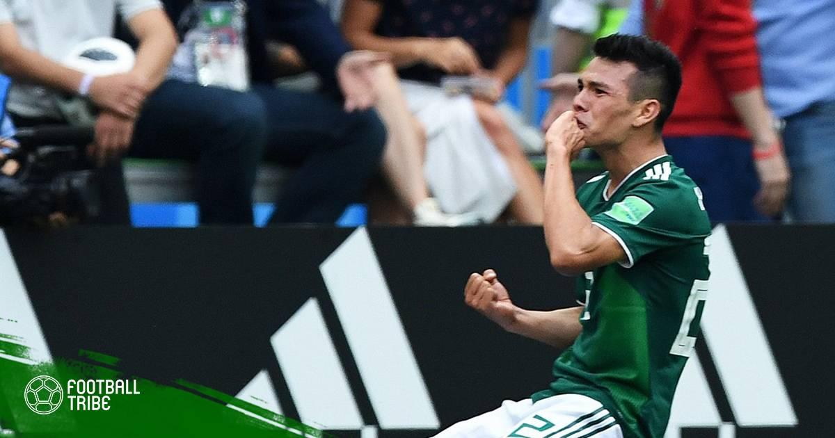 อีร์บิง โลซาโน: 7 สิ่งน่าสนใจของดาวรุ่งเม็กซิโกผู้ยิงประตูโค่นแชมป์โลก