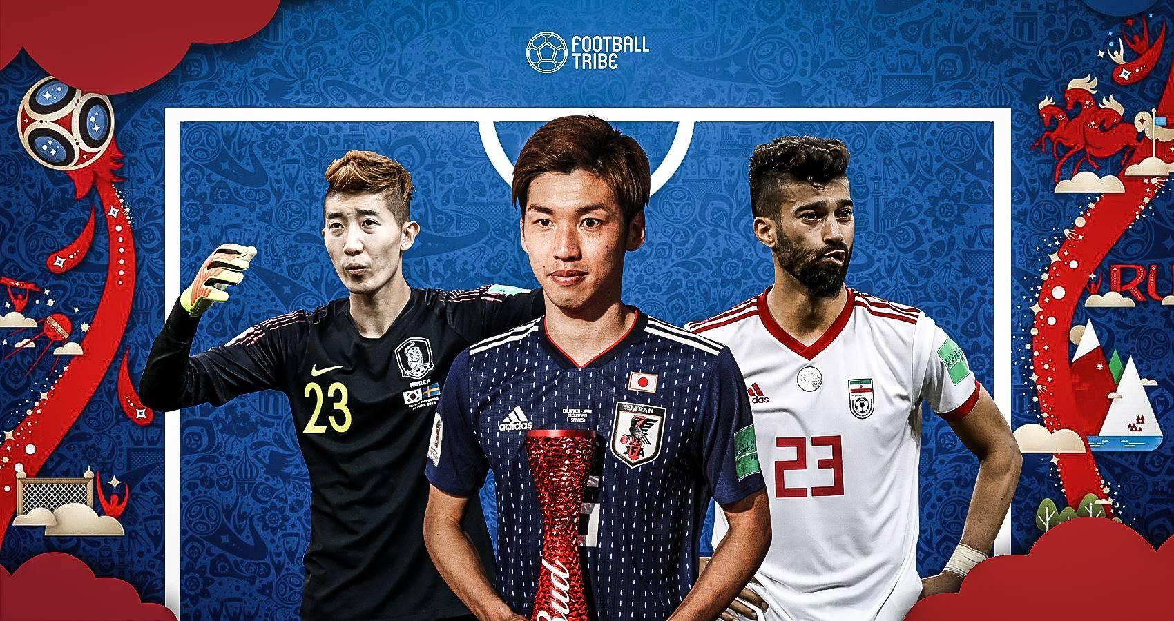 TRIBE XI : ทีมเอเชียยอดเยี่ยมบอลโลก 2018