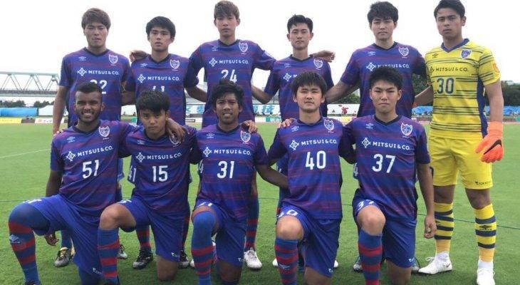 ไร้ชัย6นัดติด! โตเกียวเปิดบ้านพ่ายฟุกุชิมา 2-3