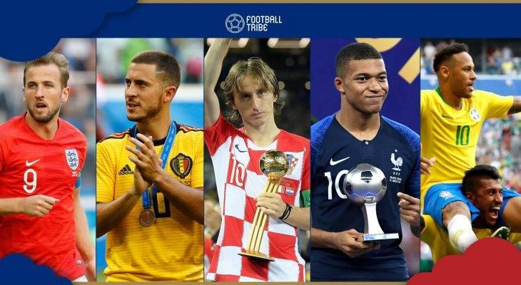 เหนือกว่าผู้ใด : 10 ที่สุดฟุตบอลโลก 2018