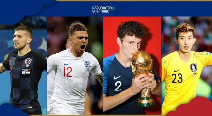 แจ้งเกิด: 7 แข้งโนเนมสร้างชื่อฟุตบอลโลก 2018