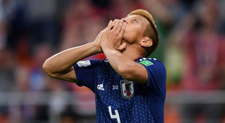 ปิดฉากตำนานเอเชีย!ฮอนดะประกาศลาทีมชาติญีปุ่น
