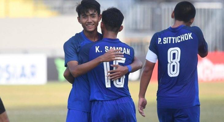 ศุภณัฏฐ์ปลดล็อก! ช้างศึก U19 ถล่มลาว 3-0 ชิงแชมป์อาเซียน
