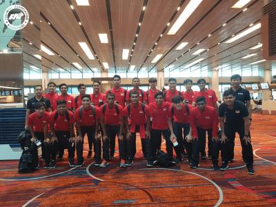 สมาคมฟุตบอลสิงคโปร์ส่งแข้งชุด ยู18 เก็บตัวชลบุรี