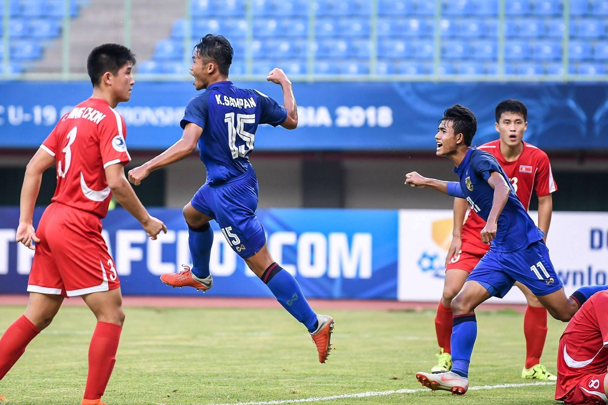 5 สิ่งที่ทีมชาติไทยเรียนรู้จากรายการ เอเอฟซี ยู19 แชมเปี้ยนชิพ 2018