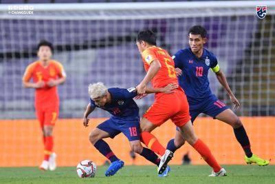 """เต็มที่แล้ว! ตัดเกรดแข้ง """"ช้างศึก"""" แมตช์พ่าย ทีมชาติจีน 2-1 เอเอฟซี เอเชียนคัพ รอบ 16 ทีมสุดท้าย"""