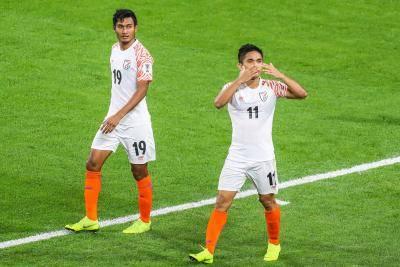 สุนิล เชตรี เผยถึงแทคติกเบื้องหลังชัยชนะ ยำใหญ่ 4-1 เหนือ ทีมชาติไทย