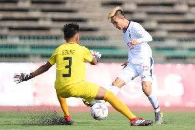 เจริญศักดิ ตัวรุกทีมชาติไทยเผยเคล็ดลับเร่งฟอร์มแข้ง ยู22 ในนัดที่ 2 ของศึกชิงแชมป์อาเซียน