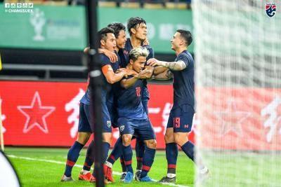 """ตัดเกรดแข้ง """"ช้างศึก"""" เกมทีมชาติไทยบุกทุบ ทีมชาติจีน 1-0 ไชน่า คัพ 2019"""
