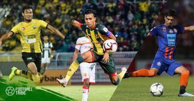 """""""ตำนานกองหลัง สิงคโปร์/เสือเฒ่า มาเลฯ"""" 11 แข้งอาเซียนยอดเยี่ยม ประจำแมตช์เดย์ 9 ซีซั่น 2019"""