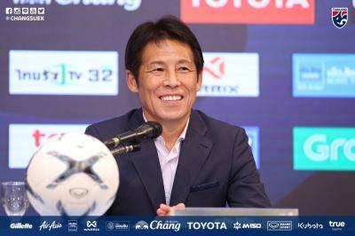 """อากิระ นิชิโนะ: """"ผมสามารถยกระดับนักเตะไทยได้มากกว่าที่เป็นอยู่"""""""