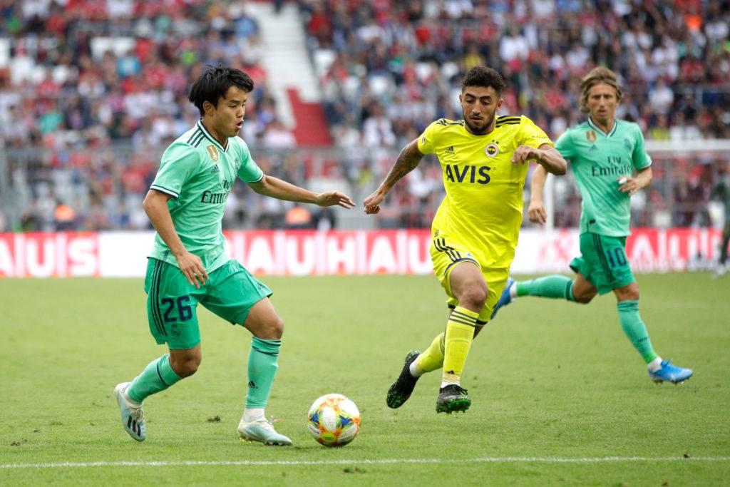 เมสซี่ญี่ปุ่น เล่นเต็มเกมนัดแรกให้ทีมสำรอง เรอัล มาดริด (มีคลิป)