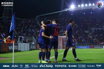 """ตัดเกรดแข้ง """"ช้างศึก"""" เกมปราบทีมชาติยูเออี 2-1 ฟุตบอลโลกรอบคัดเลือก กลุ่ม จี นัดที่ 3"""