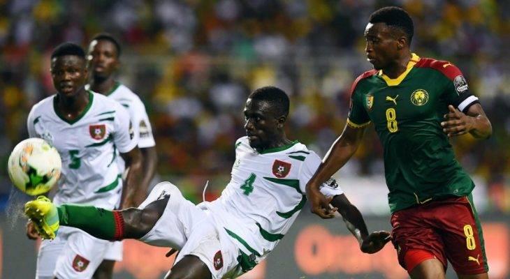 Đánh bại Ghana, Cameroon đối đầu Ai Cập tại Chung kết CAN 2017