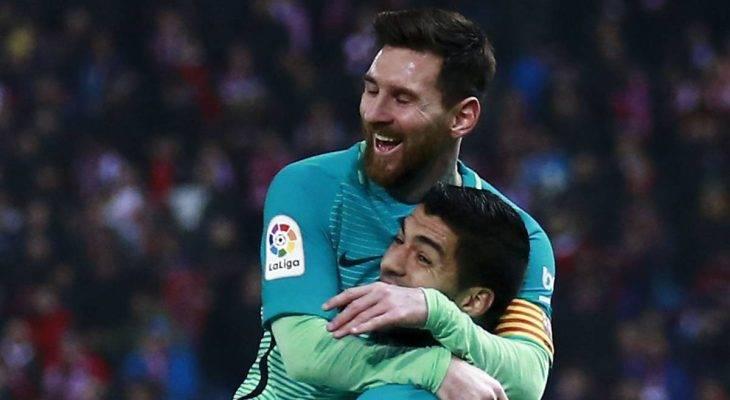 Atletico Madrid 1-2 Barcelona: Messi giải cứu Barca