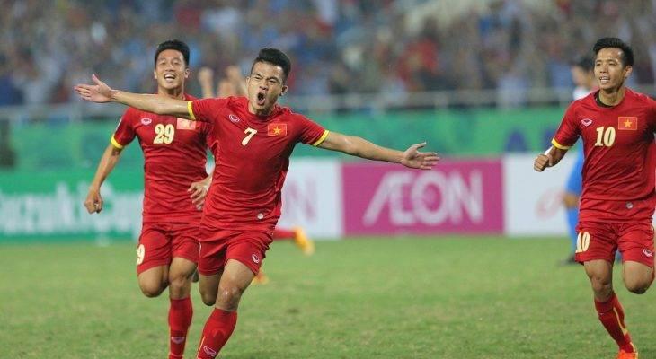 BXH FIFA Tháng 2/2017: ĐT Việt Nam giữ nguyên thứ hạng