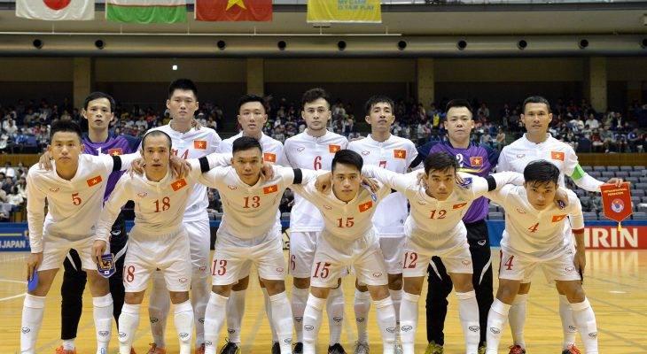 """Bốc thăm AFF Futsal Championship 2017: Việt Nam """"lọt vào bảng"""" có Thái Lan"""