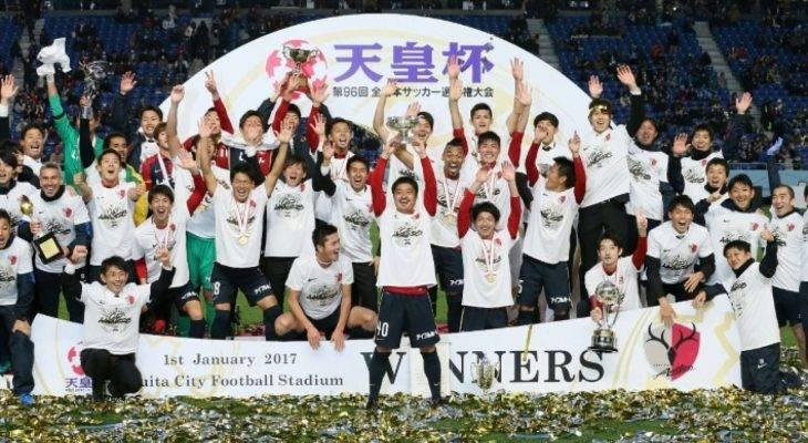 Siêu Cúp Nhật Bản 2017: Kashima Antlers 3-2 Urawa Red Diamonds