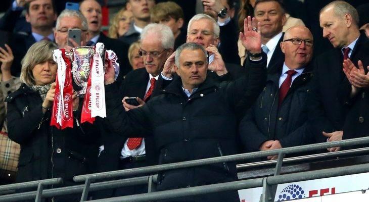 Man United đoạt danh hiệu thứ 2 dưới triều đại Mourinho