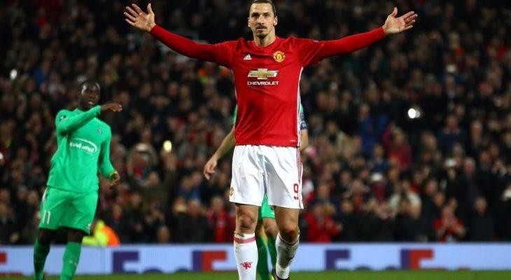 Chris Smalling mong Zlatan Ibrahimovic ở lại Man United