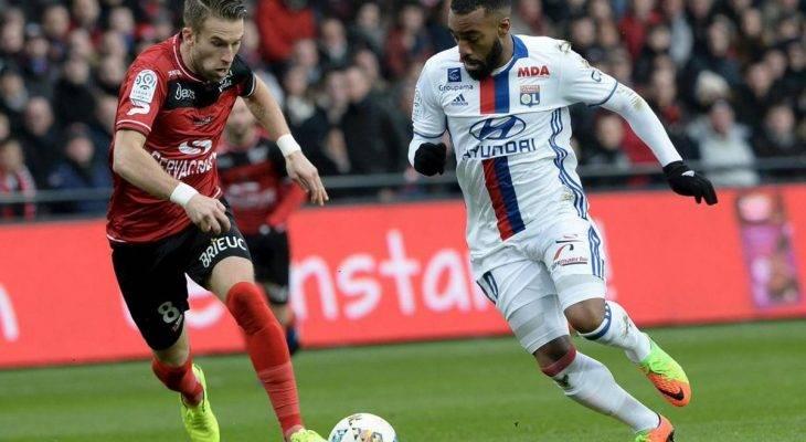 Vòng 27 Ligue 1: Monaco tạm cắt đuôi PSG