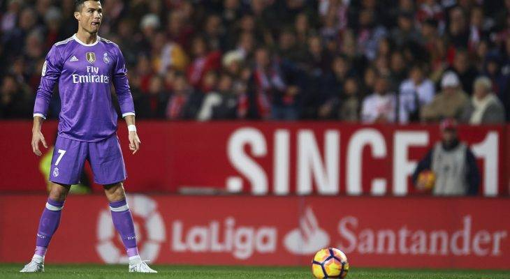 Cristiano Ronaldo – vua sút phạt đền tại La Liga