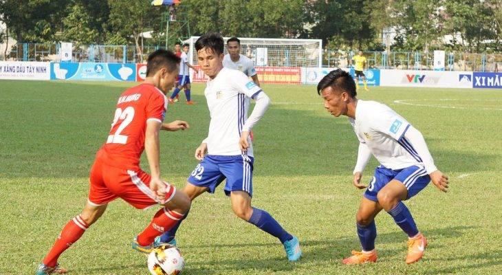 Vòng 2 giải Hạng Nhất Quốc gia 2017: XM Fico Tây Ninh thua thảm trận ra quân, Viettel bứt tốp