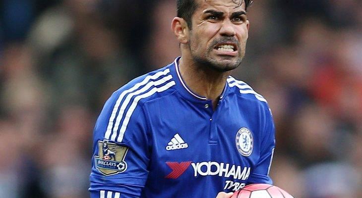 HLV Conte tự tin giữ chân được Diego Costa