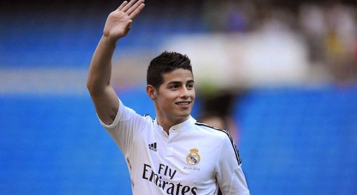 """Zidane: """"James Rodriguez vẫn là cầu thủ quan trọng của Real"""""""