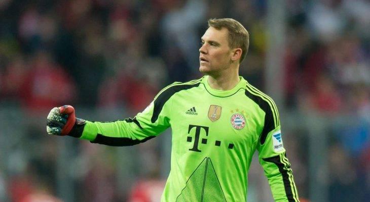 """Nóng: Manuel Neuer """"ngồi chơi xơi nước"""" tới hết năm"""