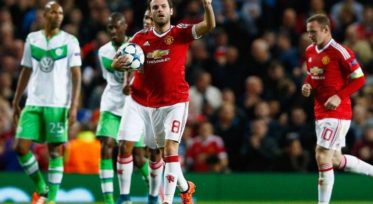 Mourinho: Mata là một phần quan trọng của Manchester United