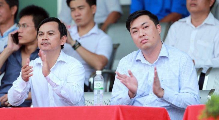 Chủ tịch Võ Thành Nhiệm (CLB Long An): Mong muốn C45 vào cuộc
