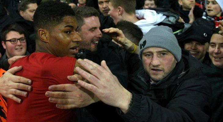 Ryan Giggs khen ngợi Marcus Rashford sau một năm ra mắt Manchester United