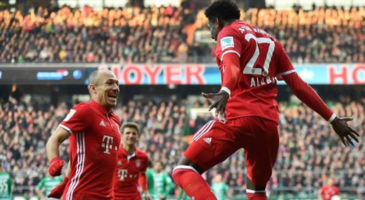 Vòng 20 Bundesliga: Chiến thắng muộn màng, Bayern vẫn tiến gần Đĩa bạc