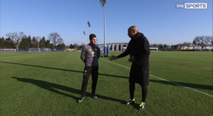 Thierry Henry và Eden Hazard: Làm thế nào để vượt qua cầu thủ đối phương?