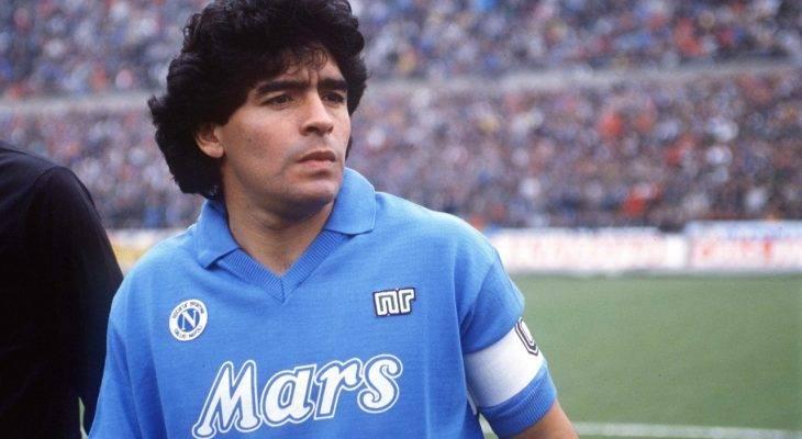 """Cựu chủ tịch Napoli: """"Maradona có giá trị gấp đôi Ronaldo"""""""