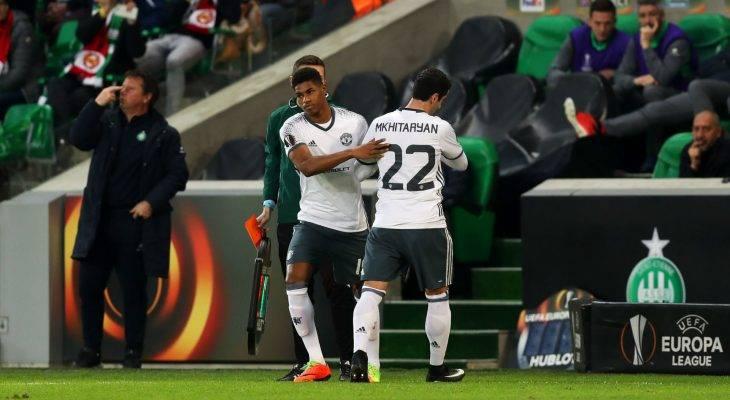 Mourinho: Mkhitaryan và Carrick có thể lỡ trận chung kết EFL Cup