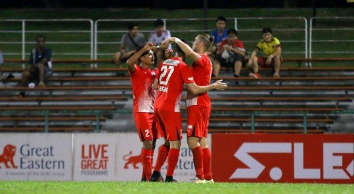 Tổng hợp kết quả vòng loại AFC Cup 2017
