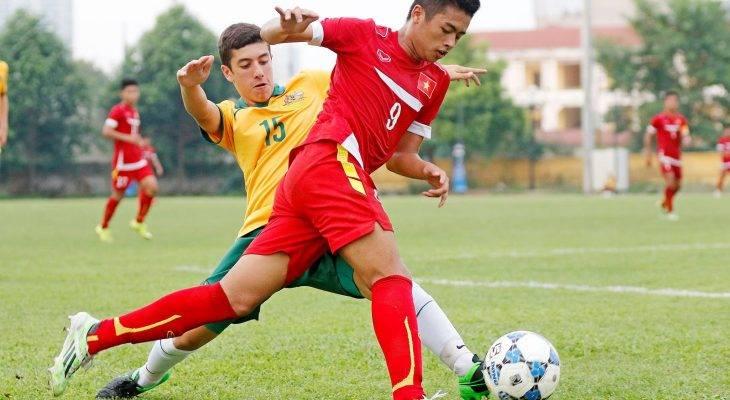 Kết quả bốc thăm giải U18 Đông Nam Á 2017