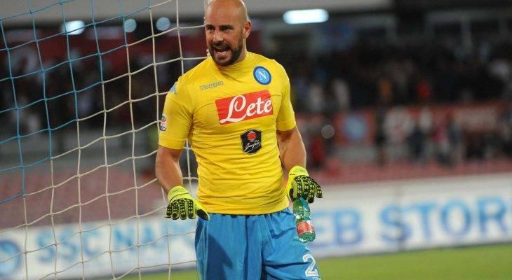 """Pepe Reina: """"Napoli hoàn thiện hơn khi không có Higuain"""""""
