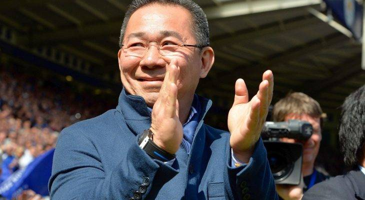 Leicester City xác nhận tỉ phú Vichai Srivaddhanaprabha đã thiệt mạng