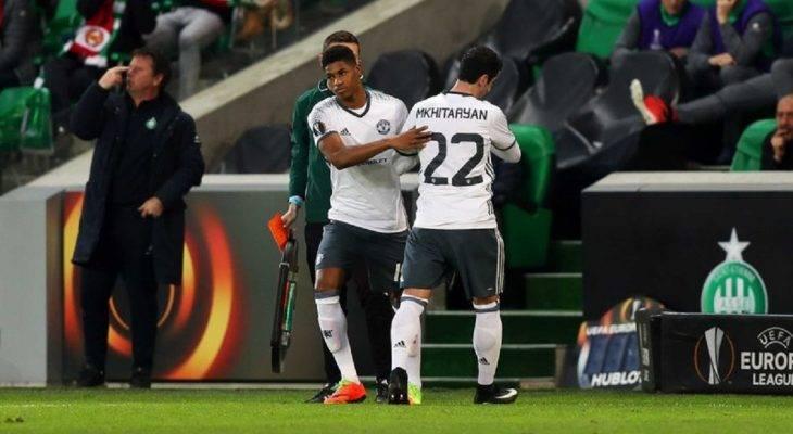 Phân tích: Muốn chiến thắng, Man United cần Rashford và Mkhitaryan tỏa sáng