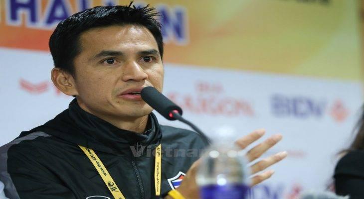 """HLV Kiatisak: """"Tuyển Thái Lan không cần trọng tài giúp đỡ"""""""