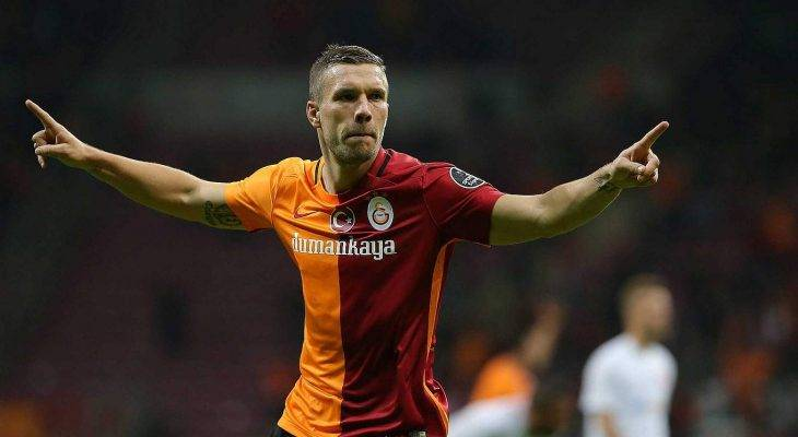 Điểm tin bóng đá tối 2/3: Podolski xác nhận cập bến Châu Á