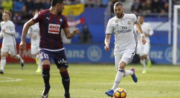 Real Madrid 4-1 Eibar: Lấy lại ngôi đầu