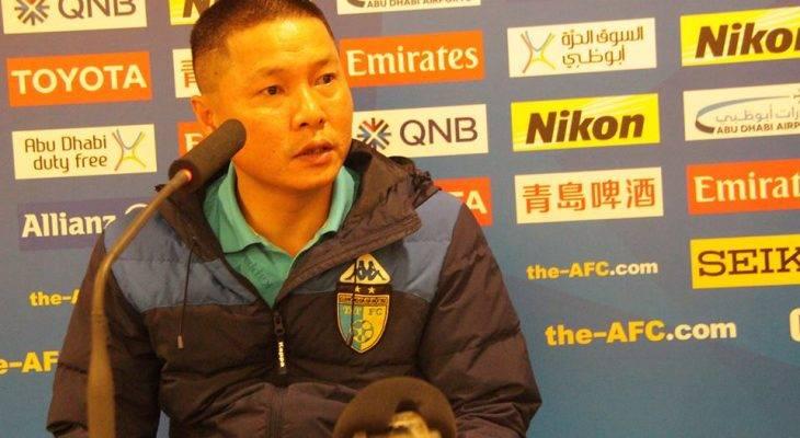 """HLV Chu Đình Nghiêm: """"Các cầu thủ trẻ lên V.League cần có thời gian"""""""